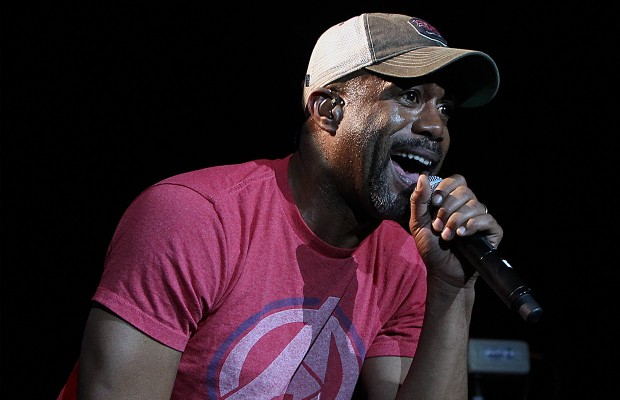 Darius Rucker gets a surprise invite