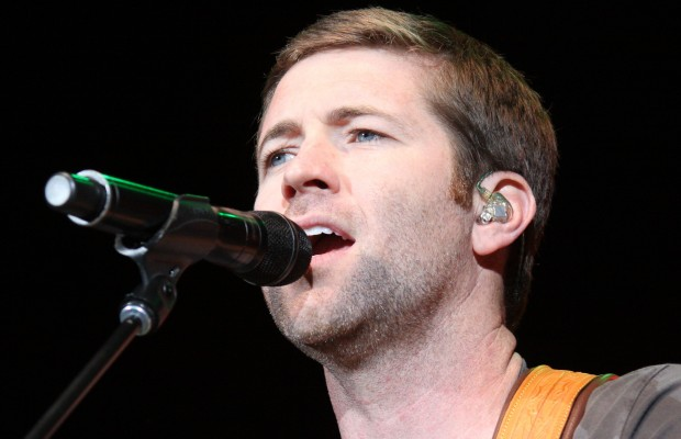 Josh Turner is off to the races