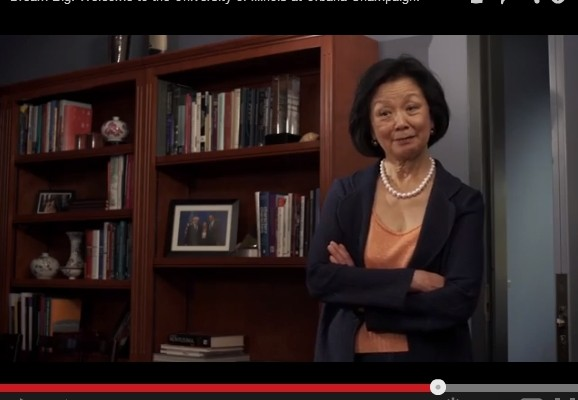 U of I Makes 'Welcome' Video That's Funny