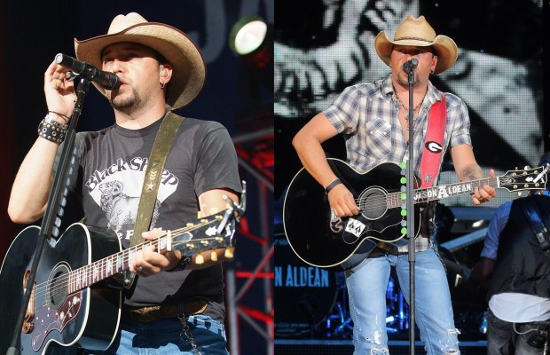 Jason Aldean: Two Shows!!