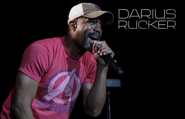 Darius Rucker Kicking Off Tour In CU!