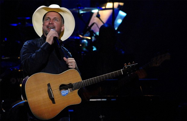 Garth Brooks in Chicago